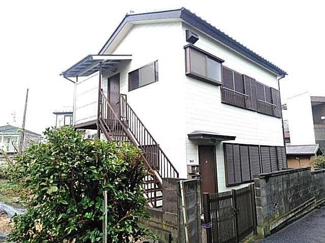 飯島アパート外観写真