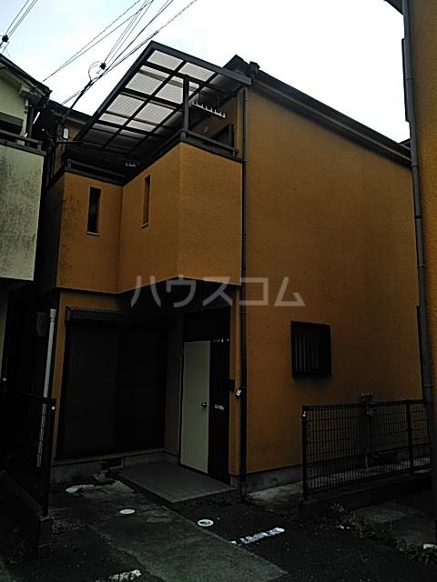 松本ハイツA棟外観写真