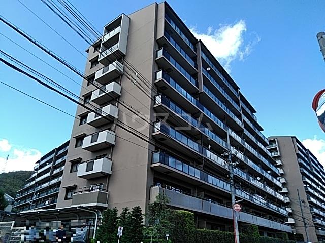 ユニハイム山崎1号棟外観写真