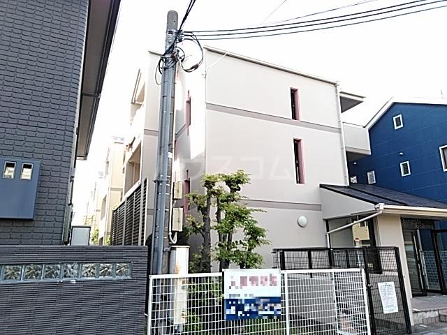 シャングリラ鮎川外観写真