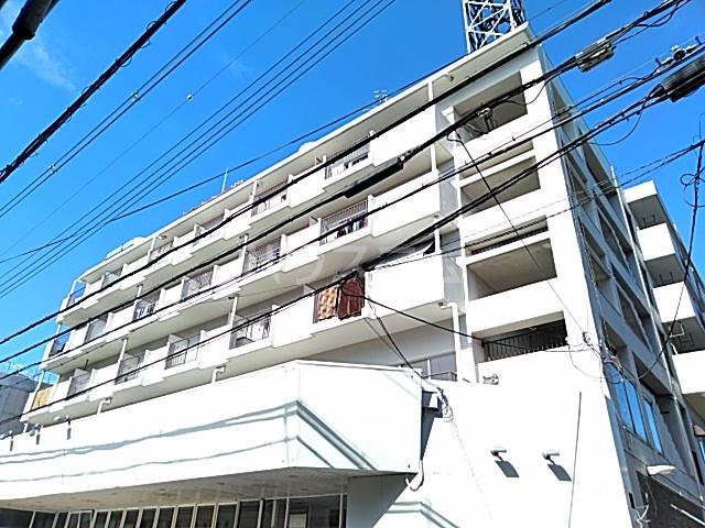 萩谷マンション外観写真