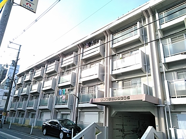 西駅前吉田マンション外観写真