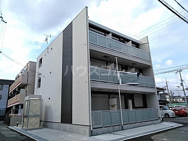 リブリ・サナップJR茨木外観写真