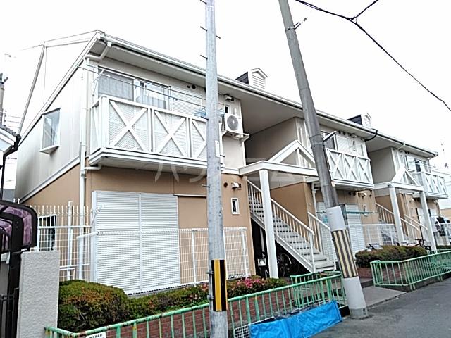 ホームタウン茨木A棟外観写真