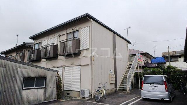 関山アパート外観写真