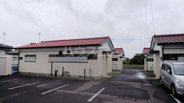 井坂住宅C棟外観写真
