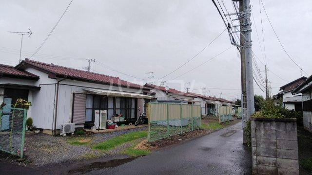井坂住宅D棟外観写真