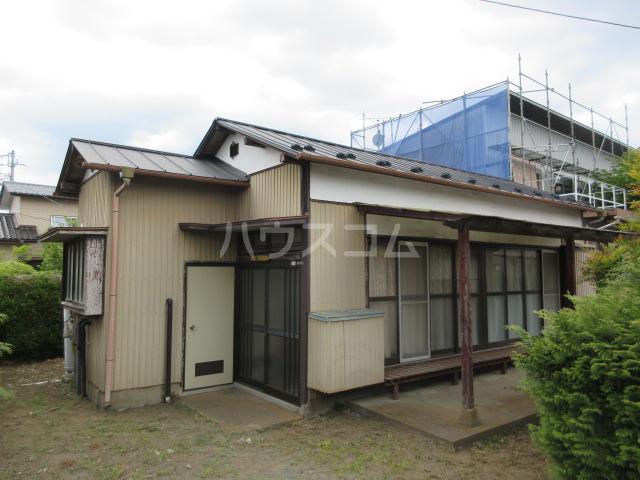 川又住宅1号棟外観写真