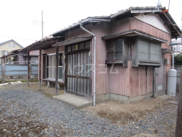 元吉田町貸家外観写真