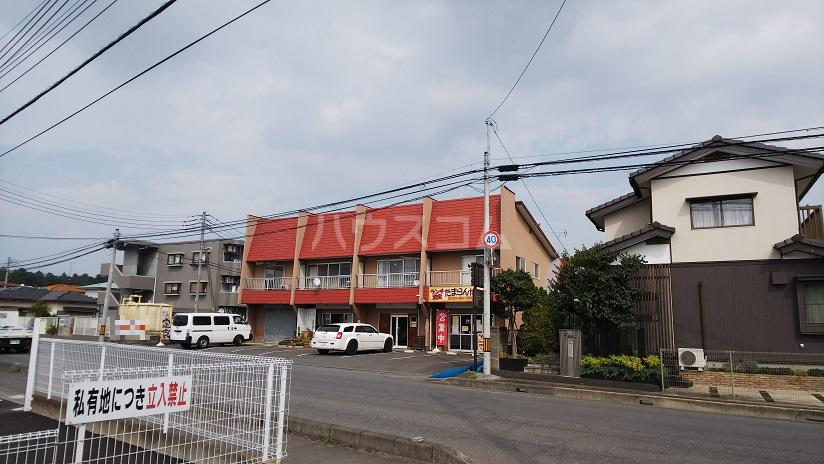 車田アパート外観写真