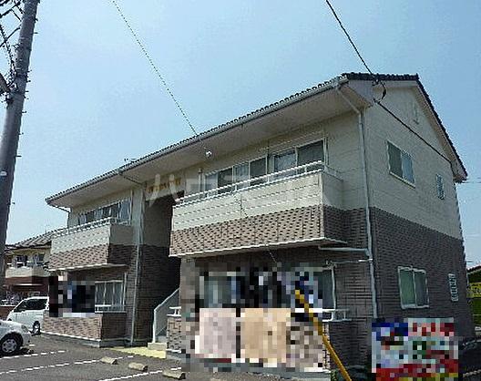 福寿園ハイツⅢ外観写真