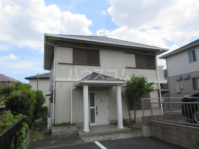 横川住宅外観写真