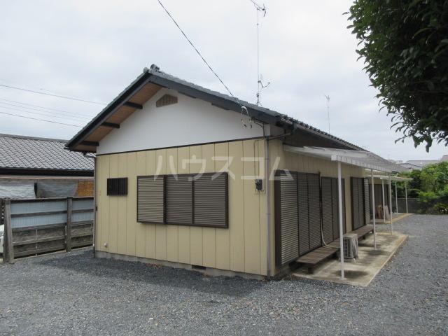 松本住宅外観写真