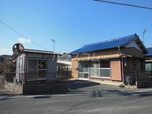 近藤様平屋A外観写真