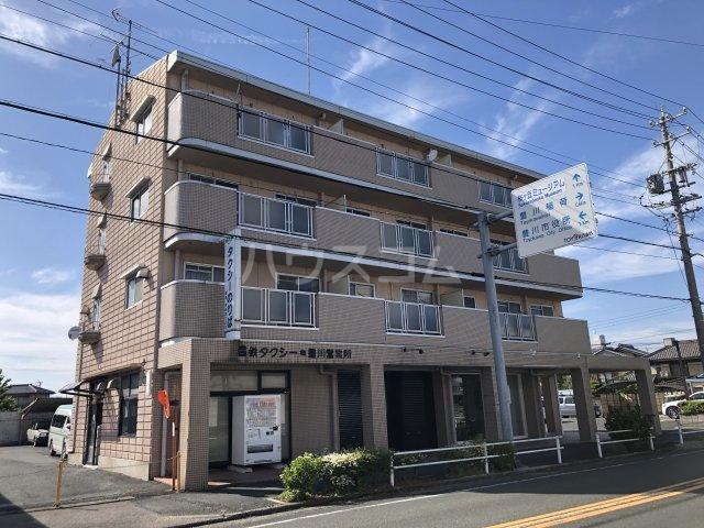 豊鉄タクシー豊川ビル外観写真