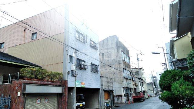 大阪屋アパート外観写真