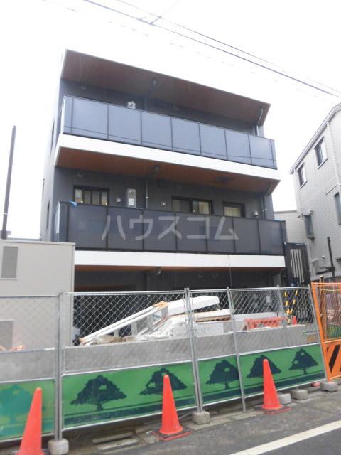 ザ・パークハビオ柿の木坂 104号室の外観