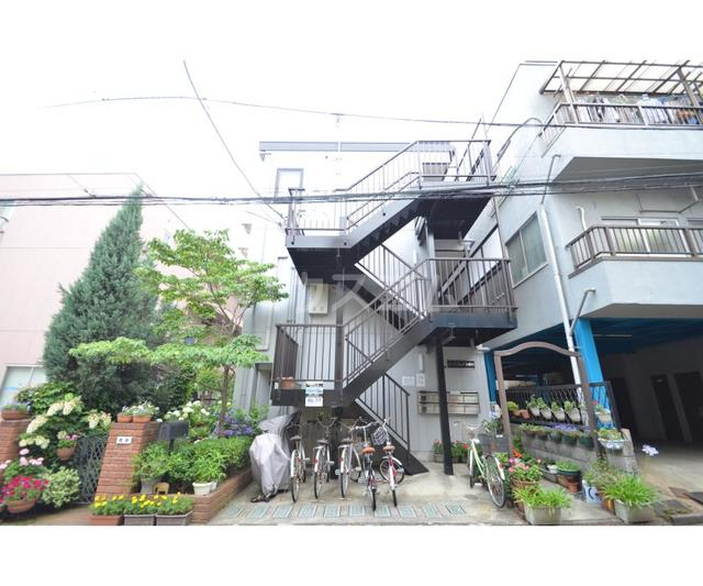 ガーデンピュア多摩川外観写真