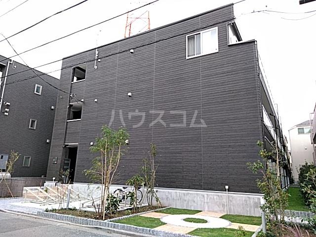 リブリ・小倉東外観写真