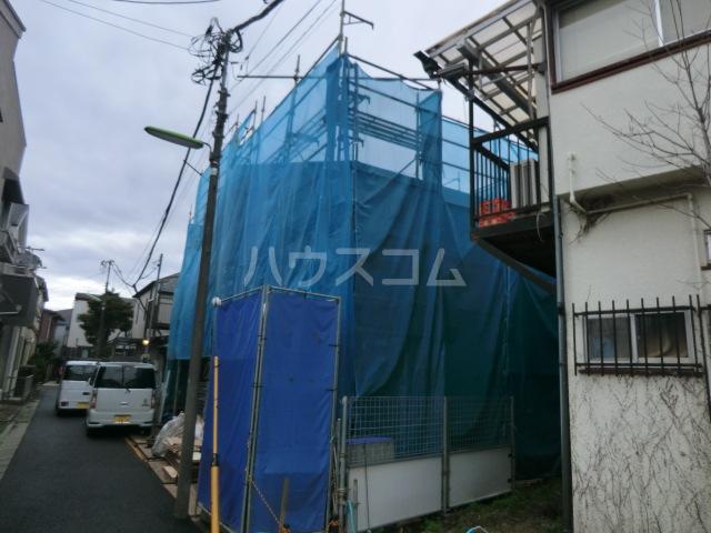 ガーデンコート経堂外観写真
