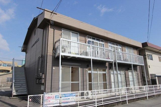シティハイツ川島A棟外観写真