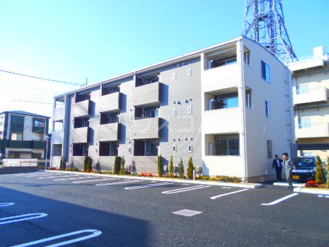 BLESS西戸田 A外観写真