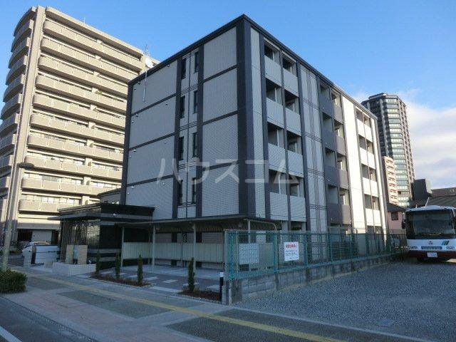 グレイスコモンズ東静岡外観写真