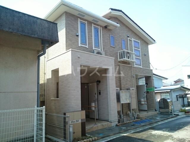 尾平町アパート外観写真
