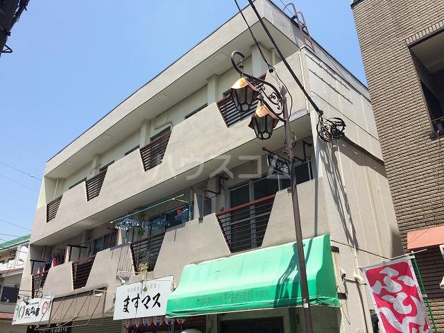 沢井ビル外観写真
