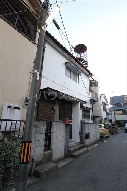 文蔵吉橋邸貸家の外観