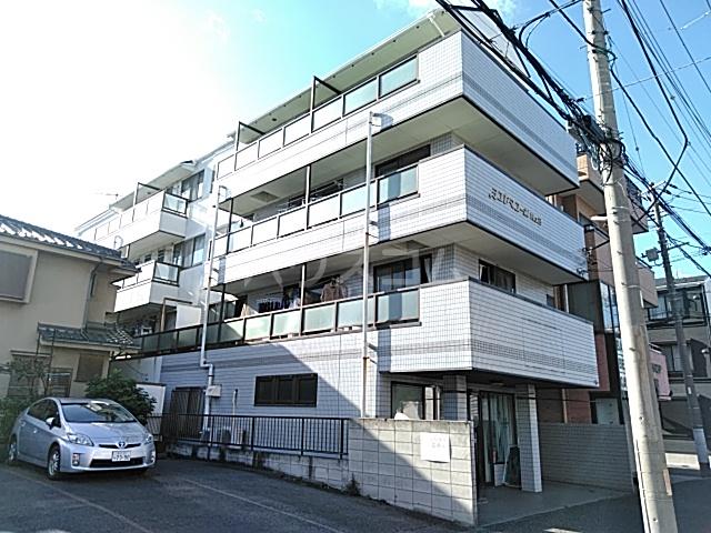 ヨコヤマコーポ No3外観写真