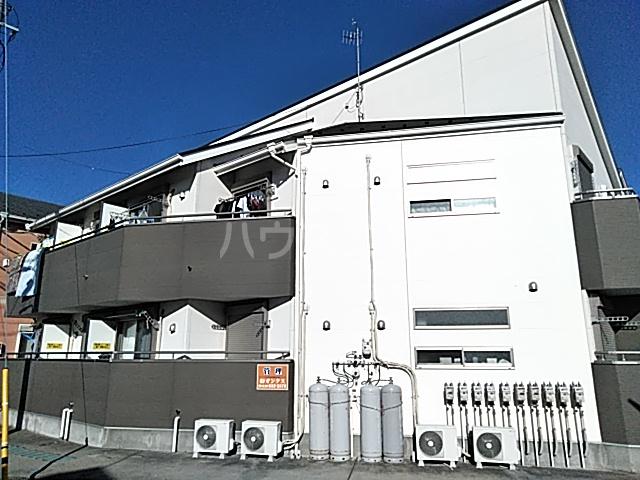 ウエストハイム草加苗塚外観写真