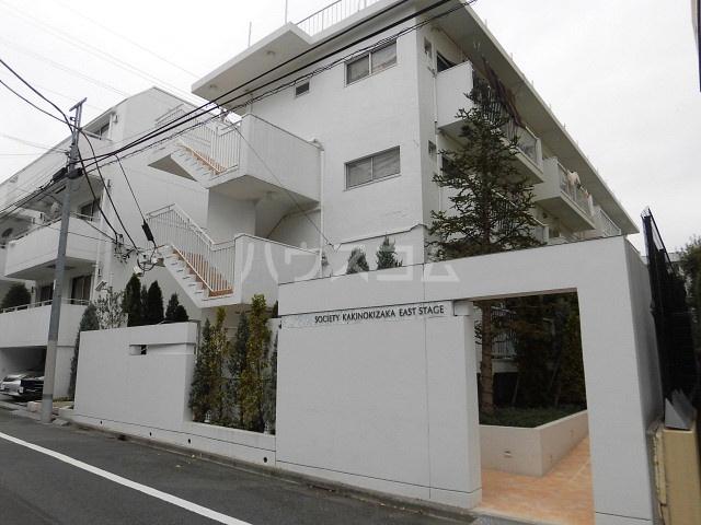 ソサエティ柿の木坂 イーストステージ 303号室の外観