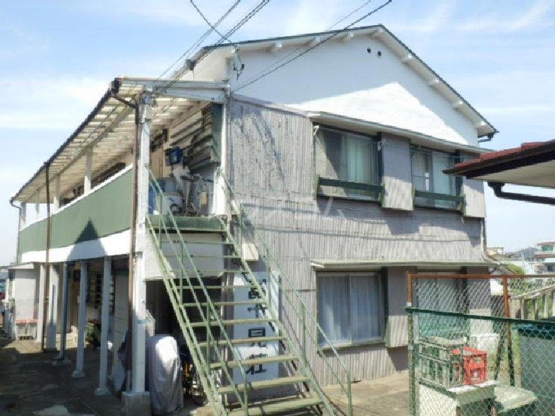 富士見荘外観写真