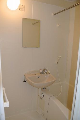 レオパレスアネックス 203号室の風呂