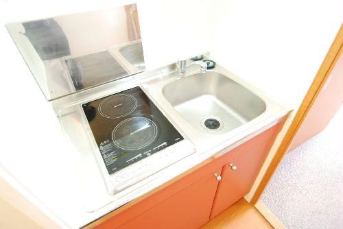 レオパレスエトワール 101号室のキッチン