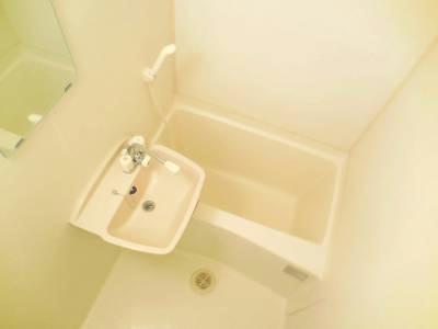 レオパレスMK Ⅰ 104号室の風呂