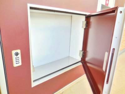レオパレスMK Ⅰ 104号室の玄関