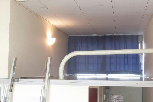 レオパレスサンコー 103号室の収納
