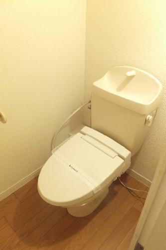 レオパレスサンコー 103号室のトイレ