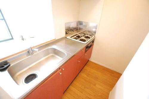 レオパレスNEW砂田 107号室のキッチン