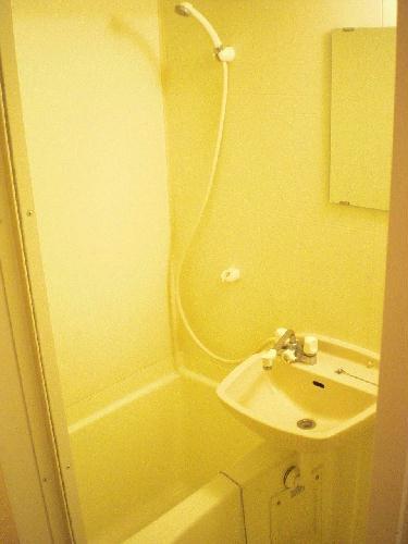 レオパレス栗橋Ⅱ 205号室の風呂