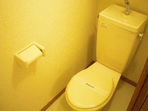 レオパレス栗橋Ⅱ 205号室のトイレ