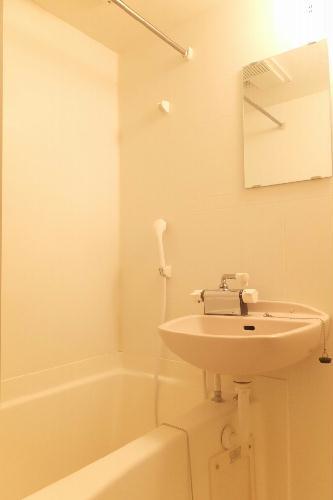 レオパレス桐ヶ丘 206号室の風呂