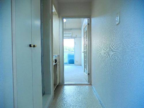 レオパレス八木崎NO2 202号室の玄関