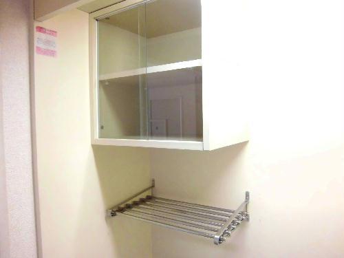 レオパレス八木崎NO2 202号室の収納