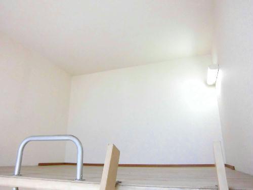 レオパレス八木崎NO2 202号室のリビング