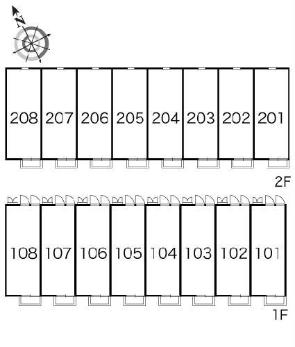 レオパレスKIT'S Ⅱ 104号室のその他