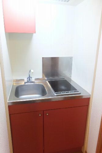 レオパレスユキコーポ77 104号室の風呂