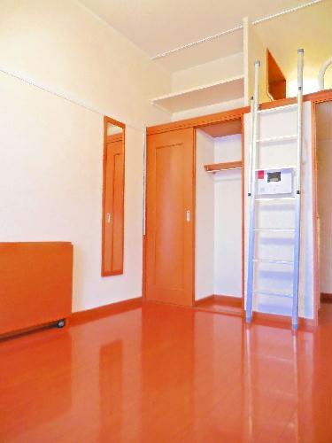 レオパレスkoyama 104号室の収納